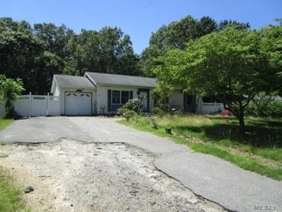 33 Sandy Hollow Ct, Riverhead, NY 11901 - MLS#: 3150094