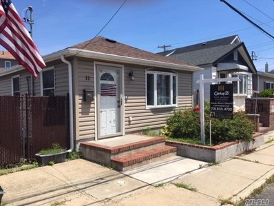 11 E 7th Rd, Broad Channel, NY 11693 - MLS#: 3150330