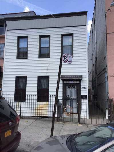 1943 Prospect Pl, Brooklyn, NY 11233 - MLS#: 3150416