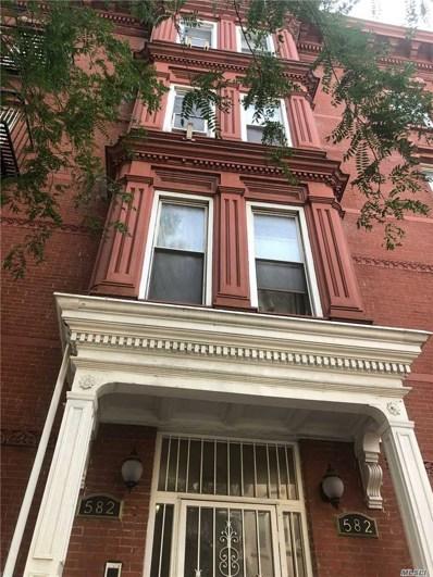 582 Throop Ave UNIT 1A, Brooklyn, NY 11216 - MLS#: 3150439