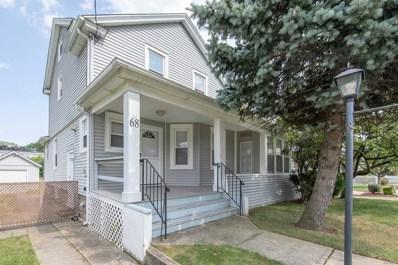 68 Harrison Ave, Freeport, NY 11520 - MLS#: 3150707