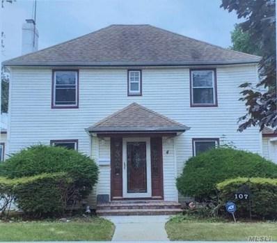 107 Manor Ave, Hempstead, NY 11550 - MLS#: 3150986