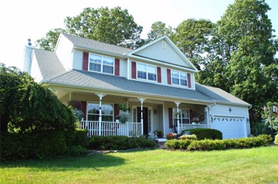 42 James Hawkins Rd, Moriches, NY 11955 - MLS#: 3151167