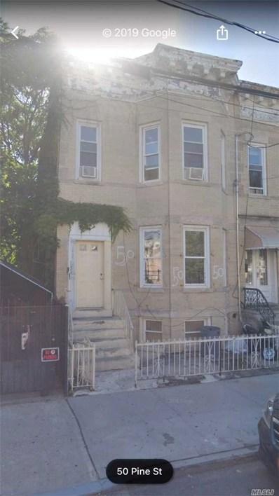 50 Pine St, Brooklyn, NY 11208 - MLS#: 3151224