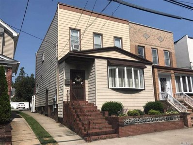 6632 79th Pl, Middle Village, NY 11379 - MLS#: 3151360