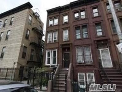 5 Macon St, Brooklyn, NY 11216 - MLS#: 3151472