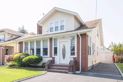 12 Foster Pl, Hempstead, NY 11550 - MLS#: 3151734