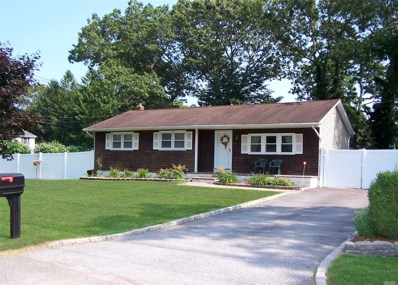 50 Flower Hill Dr, Shirley, NY 11967 - MLS#: 3151873