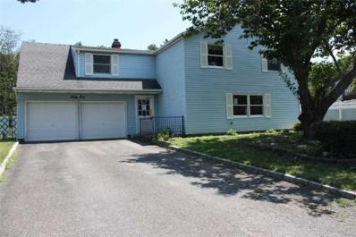 69 White Pine Way, Medford, NY 11763 - MLS#: 3151953