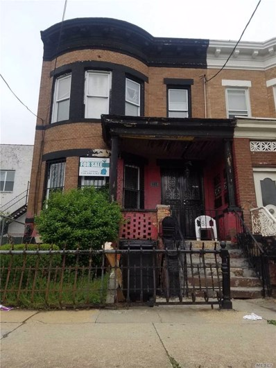 503 Barbey, E. New York, NY 11207 - MLS#: 3152235