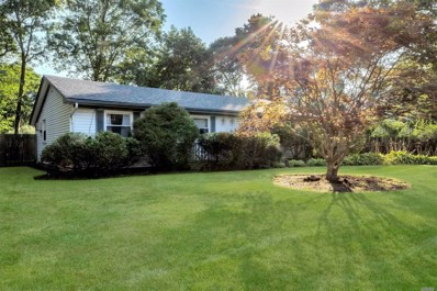 4 Christmann Ave, East Moriches, NY 11940 - MLS#: 3152312