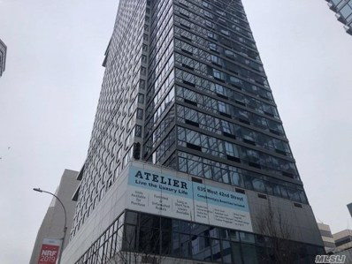 635 W 42 St UNIT 8C, New York, NY 10036 - MLS#: 3152517