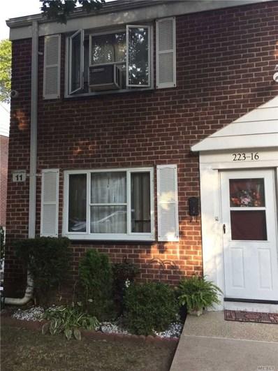 223-16 Manor Road, Queens Village, NY 11427 - MLS#: 3152562