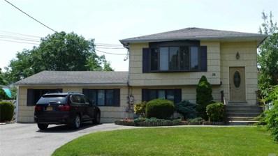 38 Colonial Rd, W. Babylon, NY 11704 - MLS#: 3153224