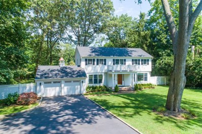 40 Spring Hill Rd, Cold Spring Hrbr, NY 11724 - MLS#: 3153379