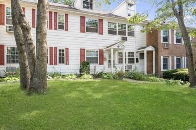 1108 Towne House Vlg Vlg, Hauppauge, NY 11749 - MLS#: 3153623