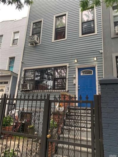 16 Stockholm St, Brooklyn, NY 11221 - MLS#: 3153749