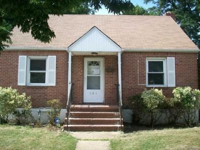 161 Stanton Blvd, Uniondale, NY 11553 - MLS#: 3153875