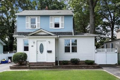 81 Hudson Ave, Roosevelt, NY 11575 - MLS#: 3153938