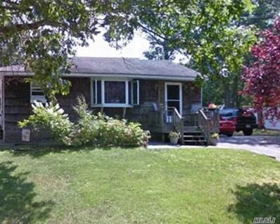 58 Wills Ave, Mastic, NY 11950 - MLS#: 3154068