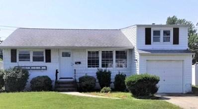 146 S Fordham Rd, Hicksville, NY 11801 - MLS#: 3154376