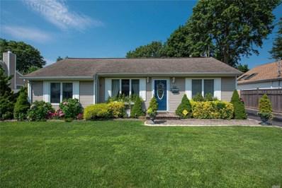 1400 Lombardy Blvd, Bay Shore, NY 11706 - MLS#: 3154661