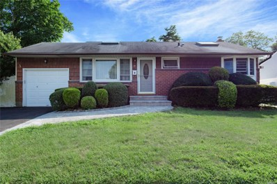 21 Crescent Dr, Old Bethpage, NY 11804 - MLS#: 3155197