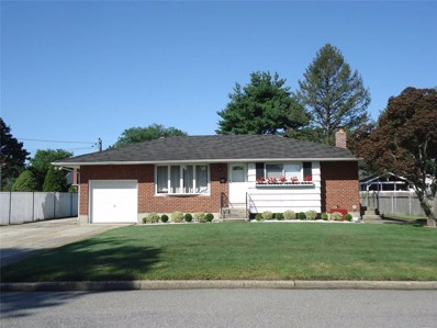 18 W 8th St, Deer Park, NY 11729 - MLS#: 3155241