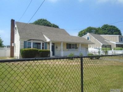 68 Deer Lake Dr, N. Babylon, NY 11703 - MLS#: 3155320