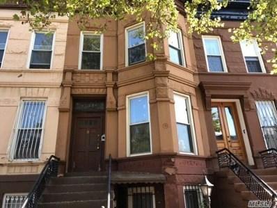652 Macon St, Brooklyn, NY 11233 - MLS#: 3155462
