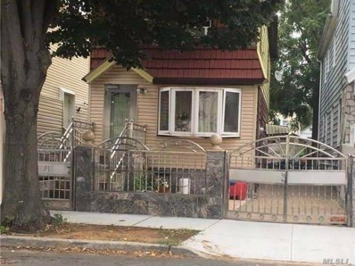 129-15 135th St, S. Ozone Park, NY 11420 - MLS#: 3155743