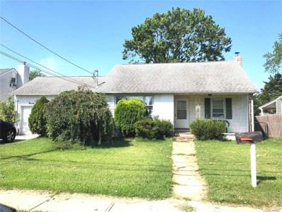 96 Rhoda Ave, N. Babylon, NY 11703 - MLS#: 3157173