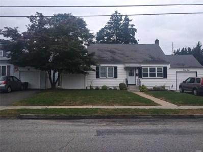 38 Lombardi Pl, Amityville, NY 11701 - MLS#: 3158143