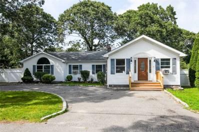 185 Moriches Ave, Mastic, NY 11950 - MLS#: 3158451