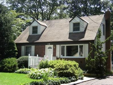 10 Manor Pl, Huntington Sta, NY 11746 - MLS#: 3158458