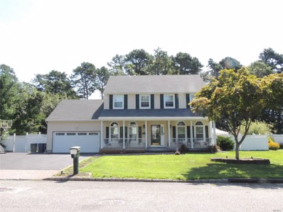 7 Cabernet Ct, Coram, NY 11727 - MLS#: 3158510