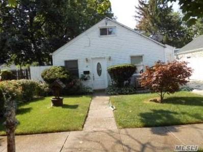 34 Roosevelt St, Hempstead, NY 11550 - MLS#: 3159160
