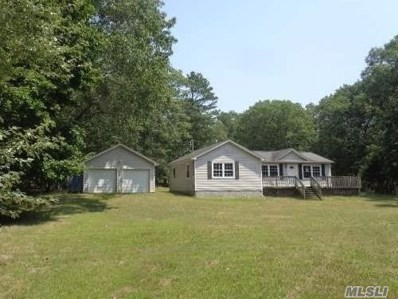 25 Primrose Path, Manorville, NY 11949 - MLS#: 3159191