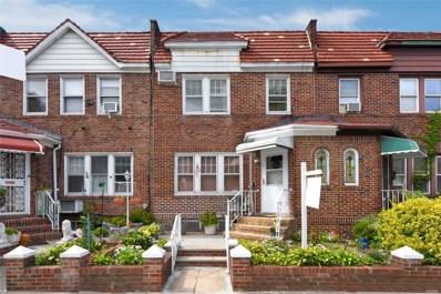 18-91 Willoughby Ave, Ridgewood, NY 11385 - MLS#: 3159563