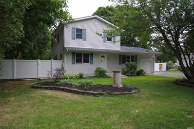 886 Baeck St, Ronkonkoma, NY 11779 - MLS#: 3159840