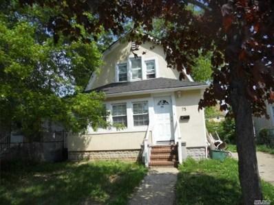 75 Elizabeth Ave, Hempstead, NY 11550 - MLS#: 3160059