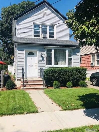222-33 Edmore Ave, Queens Village, NY 11428 - MLS#: 3160327