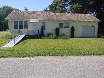 62 Moriches Dr, Mastic Beach, NY 11951 - MLS#: 3160359