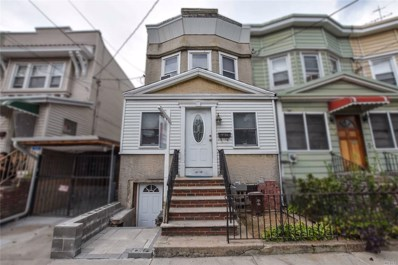 87-30 77th St, Woodhaven, NY 11421 - MLS#: 3160472