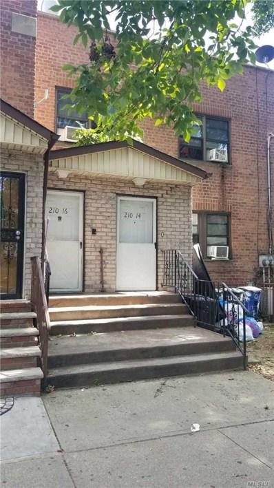 210-14 Hillside Ave, Queens Village, NY 11427 - MLS#: 3160901