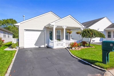 8 Orange Tree Ct, Manorville, NY 11949 - MLS#: 3162073