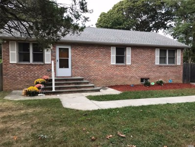 153 Southaven Ave, Mastic, NY 11950 - MLS#: 3162126
