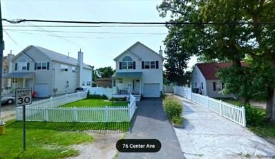76 Center Ave, Bay Shore, NY 11706 - MLS#: 3162602