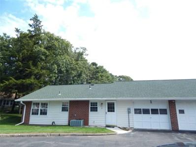 43 B Trent Ct, Ridge, NY 11961 - MLS#: 3162844