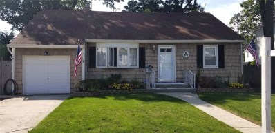 35 Vespucci Ave, Copiague, NY 11726 - MLS#: 3162976
